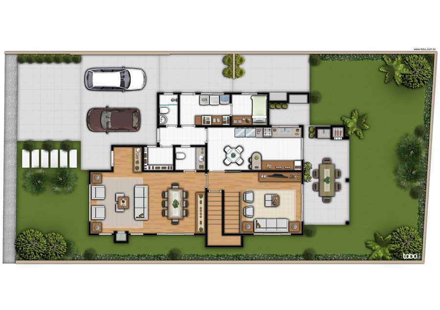 Casa 03 - Planta A