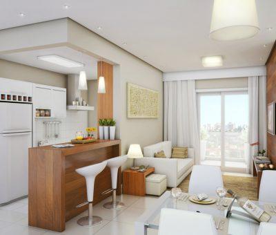 Living Residencial Frascatti - Foto 01