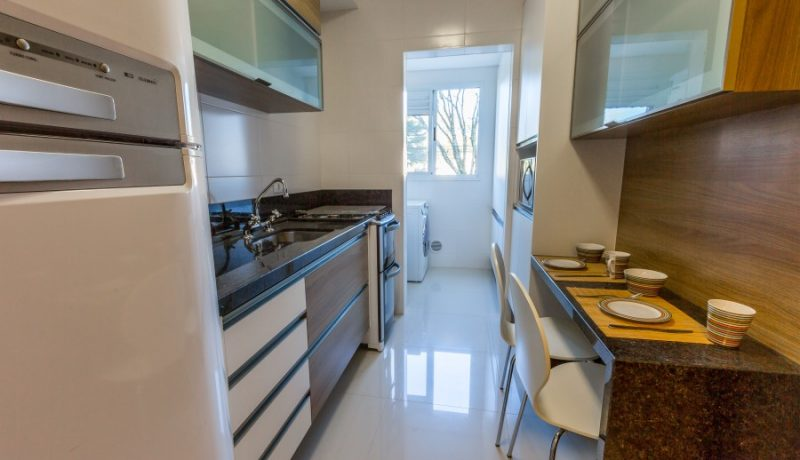 Cozinha Apto Residencial Villa Frascatti - Foto 14