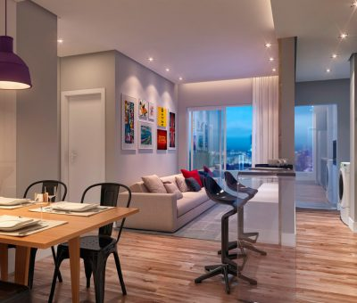 Living Residencial Treviso