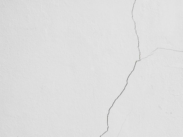 Resultado de imagem para imagem de fissura na parede
